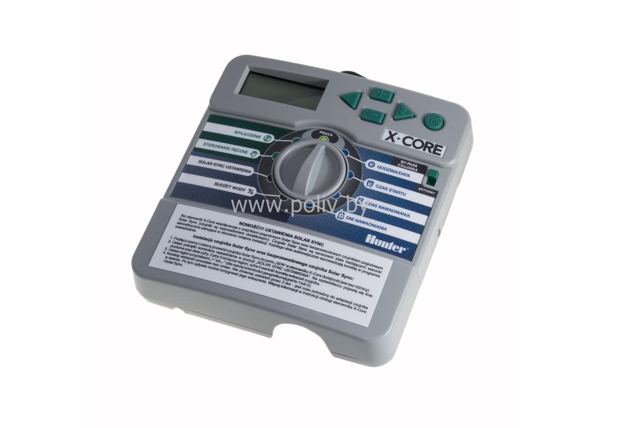 Контроллер полива X-Core (XC)
